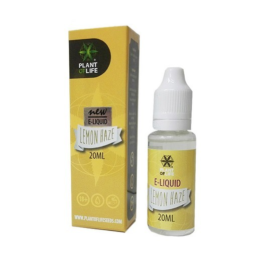 E-Liquid Lemon Haze 20 ml. Plantoflife