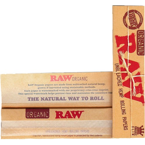 RAW King Size Slim - 1 uds  ()