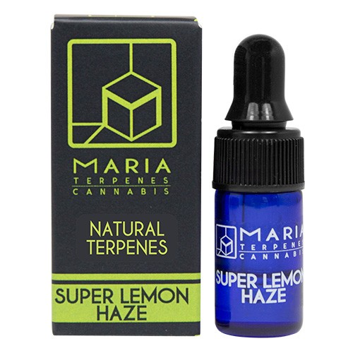 Terpenos Super Lemon Haze 1, 5 ml.