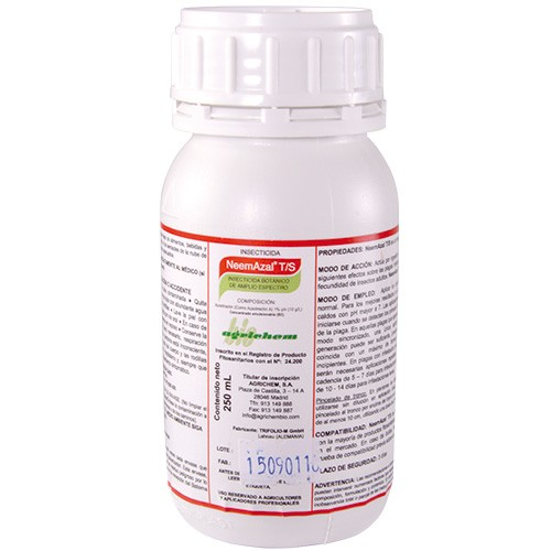 NeemAzal Extracto de Neem 250 ml   ()